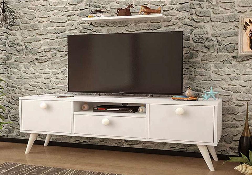 میز تلویزیون کشودار