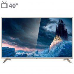 تلویزیون ال ای دی جی پلاس مدل 40FH512A سایز 40 اینچ