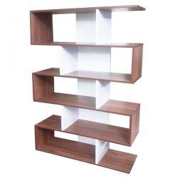 کتابخانه اوشن تجارت مدل S شکل کد 140cm