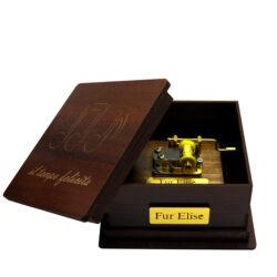 جعبه موزیکال  ایل تمپو فلیچیتا مدل  Fur Elise-00M
