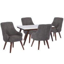 میز و صندلی ناهار خوری  مدل چستر کد 69