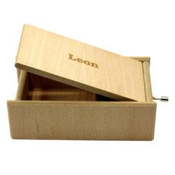 جعبه موزیکال  ایل تمپو فلیچیتا مدل  LEON کد 1100
