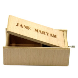 جعبه موزیکال  ایل تمپو فلیچیتا مدل  JANE MARYAM کد 2200