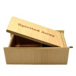 جعبه موزیکال   مدل Spirited Away کد CC100