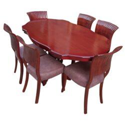 میز و صندلی ناهار خوری  مدل u_700