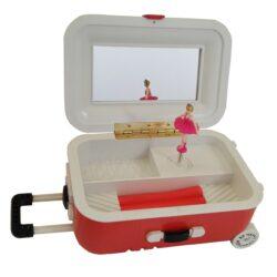 جعبه جواهرات Yadian مدل Suitcase