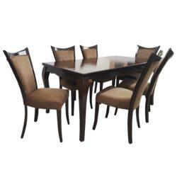 ست میز و صندلی چوبکو مدل سپنتا