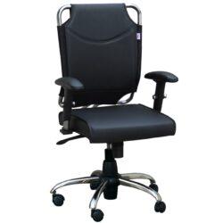 صندلی اداری آرکانو کد B350TA چرمی