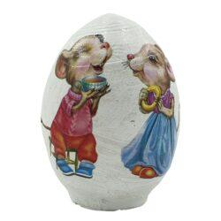 تخم مرغ تزئینی طرح موش مدل SJ8