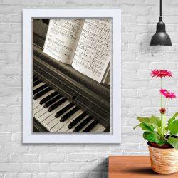 تابلو   گالری استاربوی طرح پیانو مدل هنری KL122