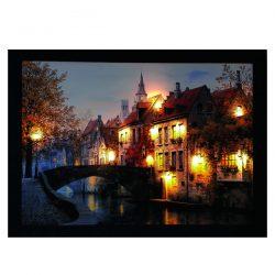 تابلاو نوری طرح آمستردام کد sh-225