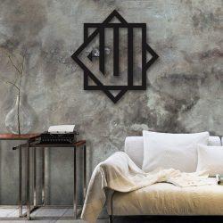 استیکر  چوبی پرسناژ طرح الله مدل S12