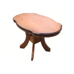 میز ناهار خوری چوبی اسپرسان چوب مدل z09