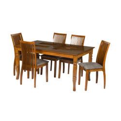 ست میز و صندلی ناهارخوری مدل سناتور کد 029
