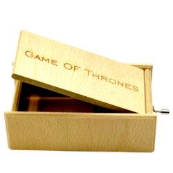 جعبه موزیکال   مدل  GAME OF THRONES کد 1100