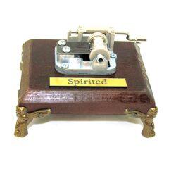 جعبه موزیکال  ایل تمپو فلیچیتا مدل spirited