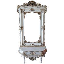 آینه و کنسول مدل خرچنگی کد 3029976