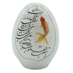 تخم مرغ تزئینی طرح مدل موش SJ21